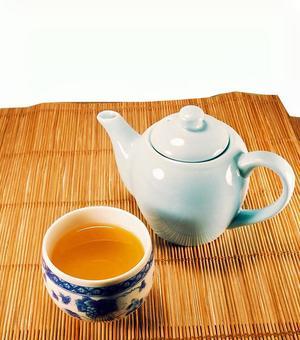 Teapot and teapot