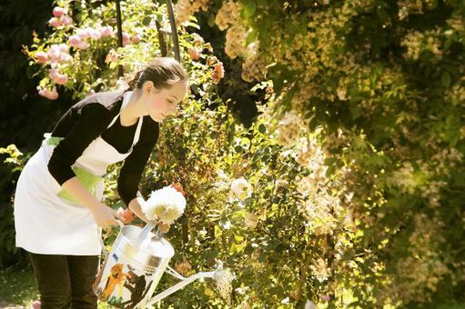 花園女人9