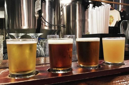 Beer drinking comparison
