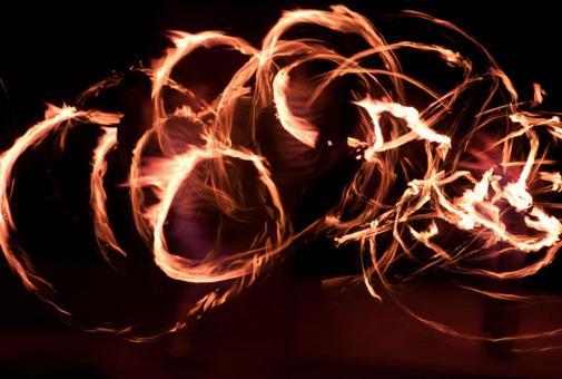 Fire dance 20