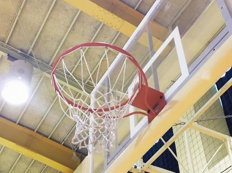 Basketball Goal 09