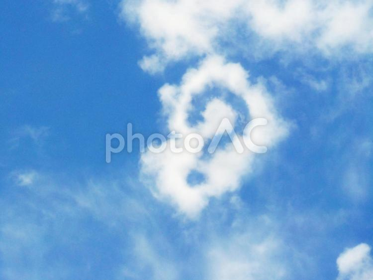 空と雲24の写真