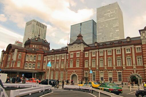 "Tokyo Station ""Marunouchi Station Building"""
