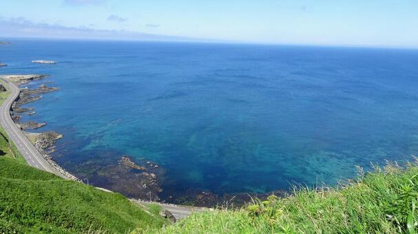 Rebun Island scenery