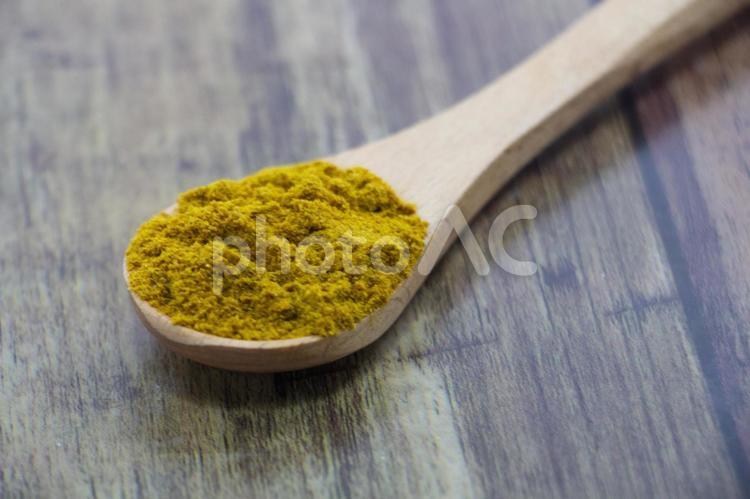 カレー粉の写真