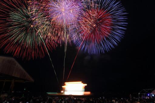 Skyrocketing Fireworks