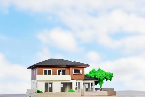 주택의 이미지