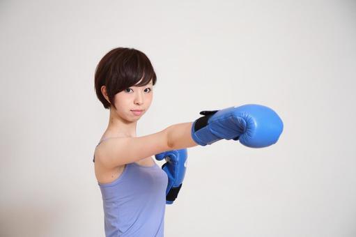 婦女Bokusasaizu 15