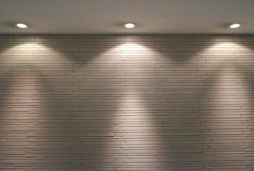 Wall light up