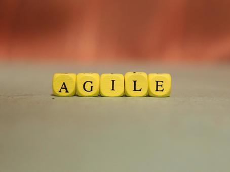 AGILE (Agile) 문자 소재