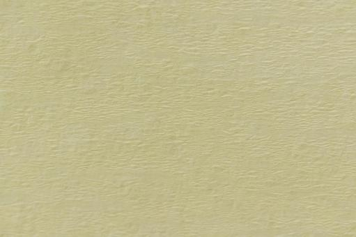 Dull yellow Japanese paper