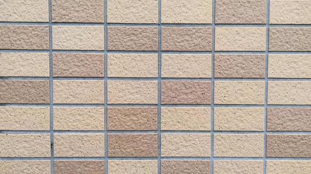 Exterior wall tile 002