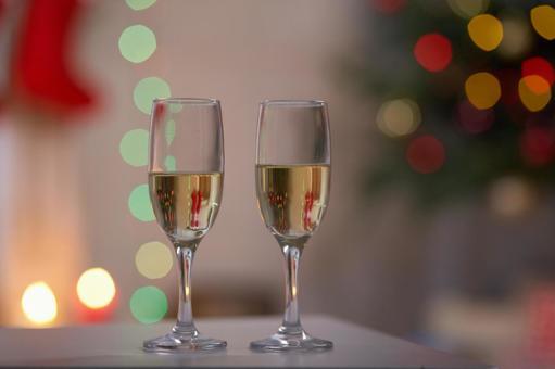 香槟玻璃4