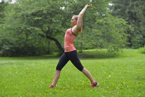 Women who do gymnastics 8
