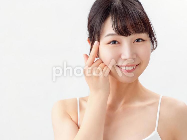 スキンケア 美容 エステ ダイエット イメージの写真