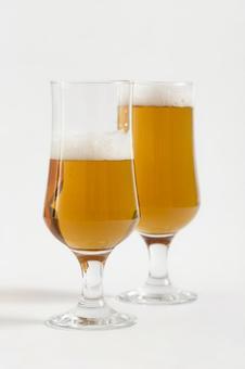 Glass beer 9