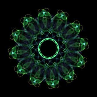 Fantasy geometry model twelve horns 20200531_037