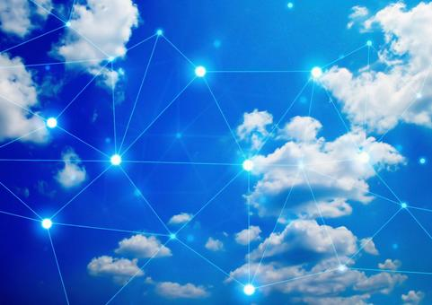 Sky and clouds 12 network