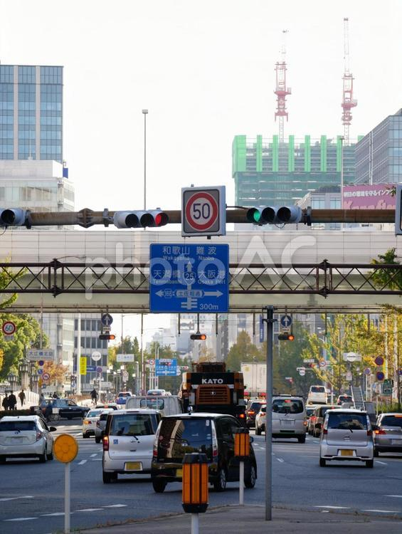 御堂筋(大阪府)の写真