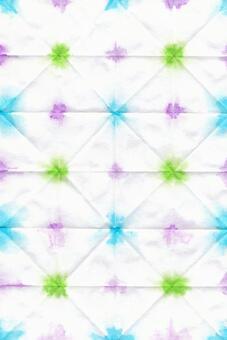 背景水彩日式折染三色1紙