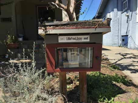 Book sharing post