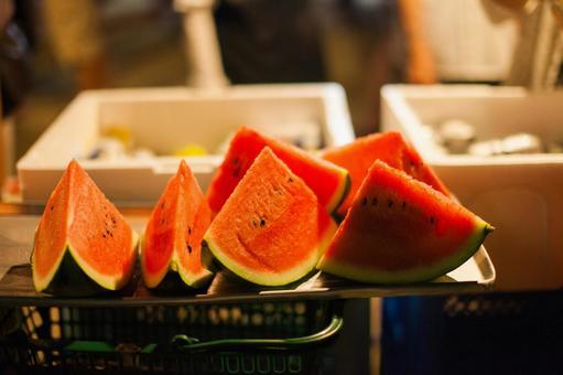 Summer festival watermelon 2