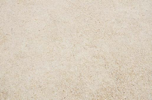White sand texture_natural sand background