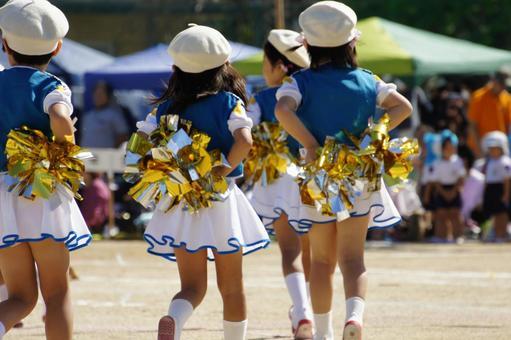 Ceremonial cheer 5