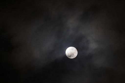 2 월의 보름달