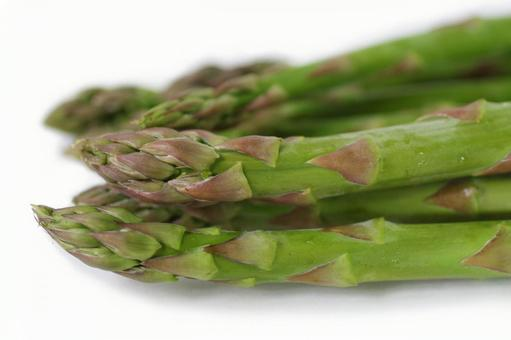 Fresh asparagus 1