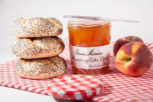 麵包和杏醬4