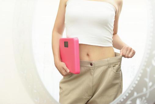 Diet women slimming