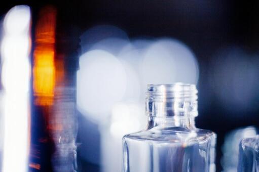 Glass bottle 3