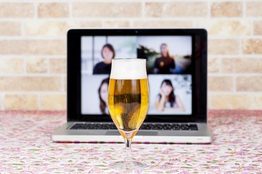 オンライン飲み会イメージ01