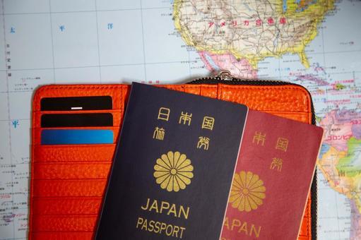 Overseas travel image