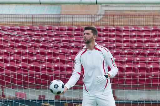 Goalkeeper 1