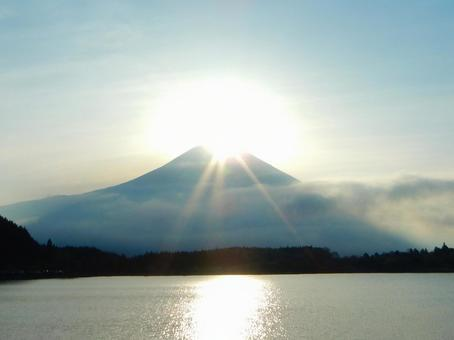 Morning View Project · Mt. Fuji · Diamond Fuji · Tanuki Lake