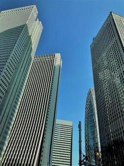 신주쿠 고층 빌딩 군 2