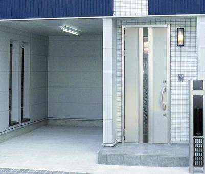 Construction site_new house_entrance_31