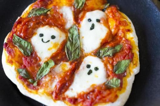 할로윈 피자