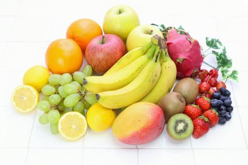Various fruits 7