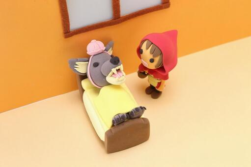 Little Red Riding Hood and the Wolf 10