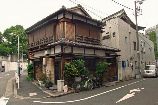 Ueno Walk 歩 「Pool of the End 隈」