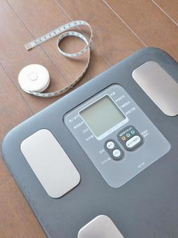 Weight scale and measure 3
