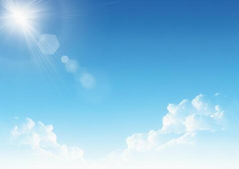 Blue sky 07