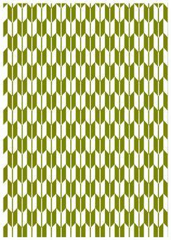 Japanese Pattern Texture Surgery Green