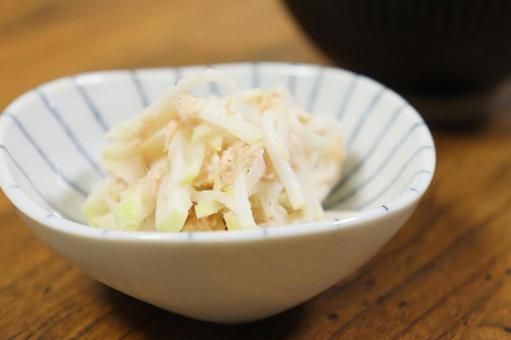 海雞蘿蔔醬