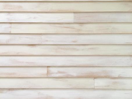 Wood wall 25 white