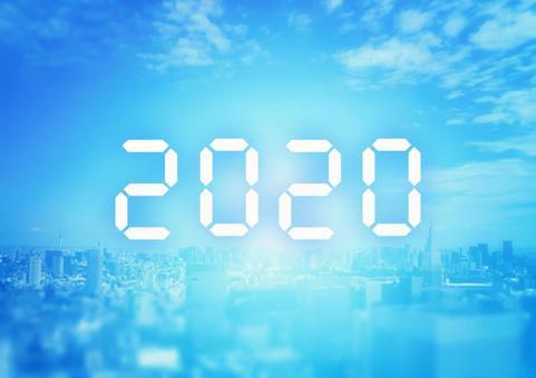 2020年東京