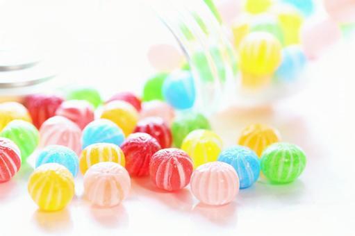 糖果五顏六色的糖果糖果圖片素材